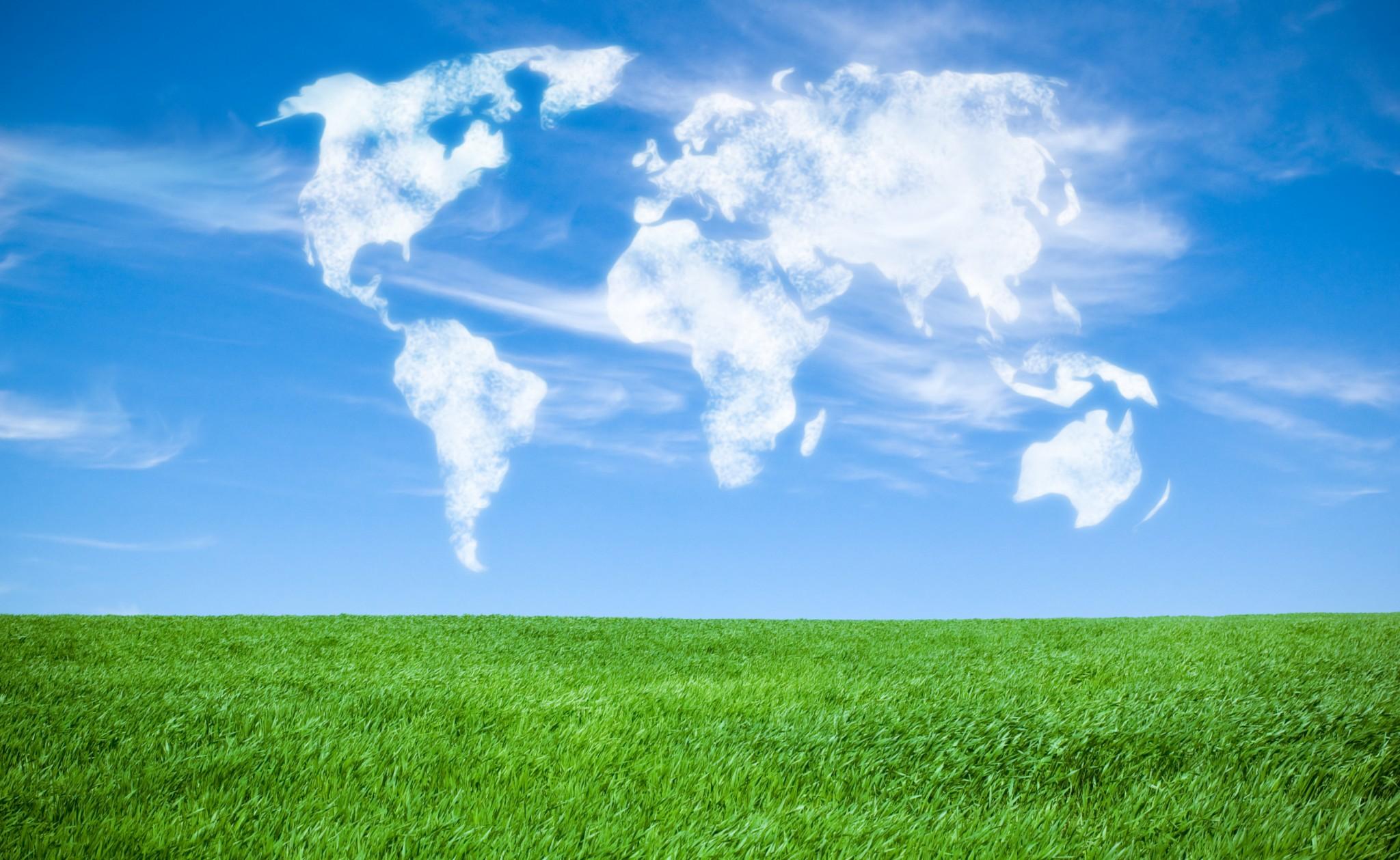 bigstock-world-map-shaped-by-clouds-18402251